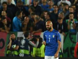 Zaza fails to earn Italy recall. AFP