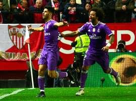 Le Real Madrid s'est offert une place pour la suite de la Coupe du Roi. EFE