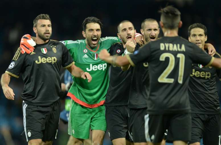 Juventus Host Sevilla In Champions League Group D Encounter Besoccer