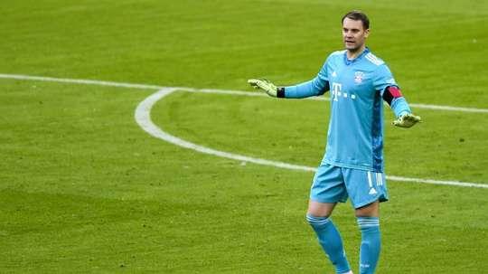 Neuer eletto miglior portiere del decennio. AFP