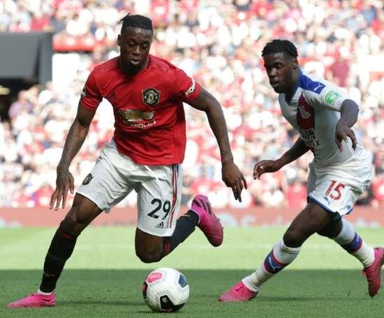 Shak : 'Wan-Bissaka est le meilleur défenseur du monde en un contre un'. AFP