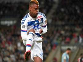 Clinton Njie, who will join Tottenham Hotspur, from Lyon, made his debut at the French Ligue 1 club in November 2012 and played 43 times
