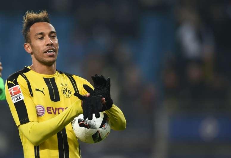 El Borussia intentará amarrar el liderato ante el Legia. AFP