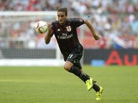 Matri es uno de los jugadores que quiere el Milan. EFE