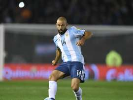 Mascherano has no regrets. AFP