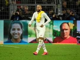 Distracted PSG seek focus against Bordeaux . AFP