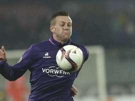 Fiorentina: Bernardeschi wants out. AFP
