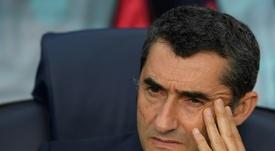 Valverde, franco. AFP