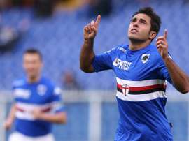 Sampdorias Brazilian forward Citadin Martins Eder made his Italy debut last year having arrived in the country in 2005 when he joined Empoli before spells at Frosinone, Brescia and Cesena