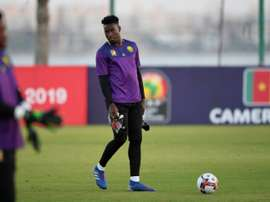 Andre Onana eager to honour Cameroon's rich goalkeeping heritage