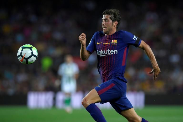 Gerard Piqué renueva con el Barcelona hasta 2022