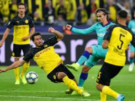 Dortmund boss thinks Hummels should be called up again by Germany. AFP