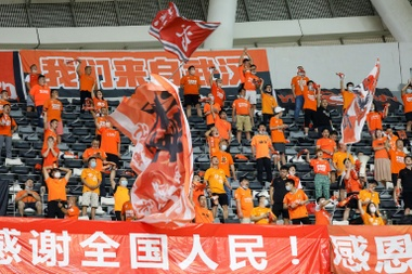 About 10,000 fans allowed at Chinese football final: FA official. AFP