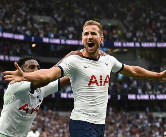Kane o herói em tempo integral. AFP