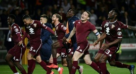Torino extended their unbeaten run to eight league games.