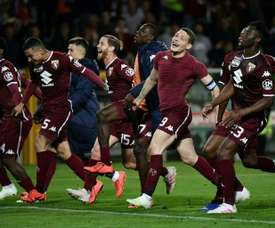 Torino are on an incredible unbeaten run. AFP