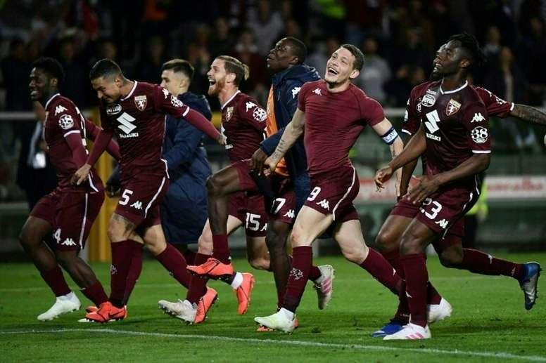 Torino extended their unbeaten run to eight league games.