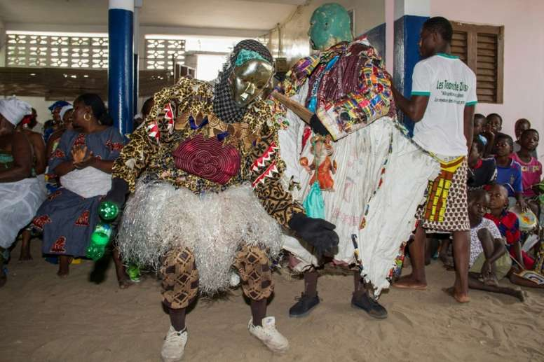 Benin offers voodoo prayers for Cup of Nations success. AFP