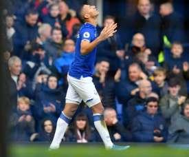 Everton recale le Barça pour Richarlison. AFP