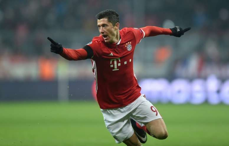 Bayern Munich have extended Polish hot-shot Robert Lewandowskis contract by two years. AFP
