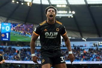 Tottenham want Adama Traore in this transfer window. AFP