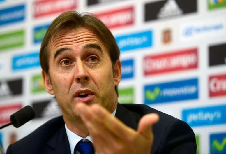 Former international goalkeeper Julen Lopetegui takes over as coach for Spain who face a gentle Russia 2018 World Cup opening Group G fixture at home to Liechtenstein
