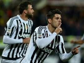 La Juve quiere estrenar el Scudetto con una victoria. AFP