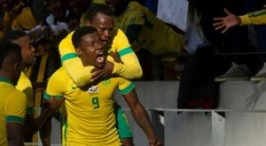 South Africa achieve record unbeaten run.