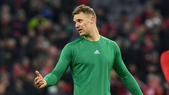 Defeat 'out of the question' for Bayern at leaders Gladbach