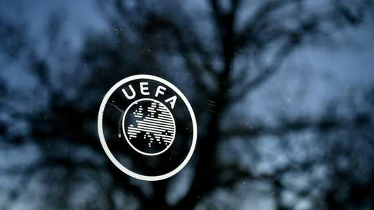 UEFA open to seasons ending early, UCL should be 'on sporting merit'. AFP