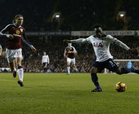 Danny Rose has been rumoured to be on the way out of the club. AFP