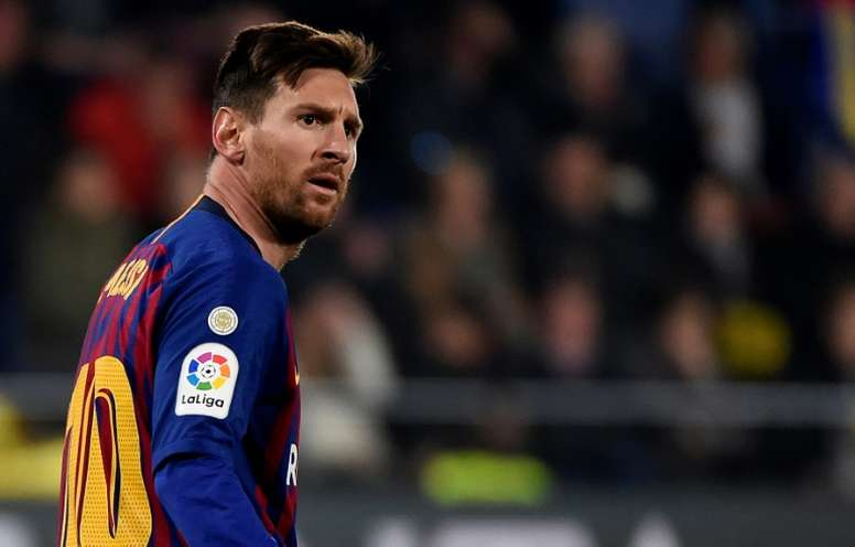 Quarter-final curse looms as Barca and Messi look to set record straight. AFP
