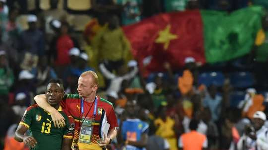 Belgian coach on verge of steering Tanzanian club to historic win. AFP