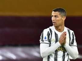 Ronaldo verso l'addio alla Juve. AFP