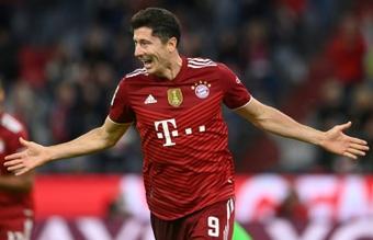 Le Bayern Munich régale ses supporters. AFP