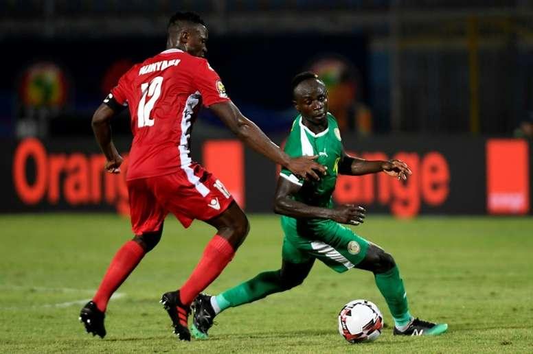Les compos probables du match de la CAN entre l'Ouganda et le Sénégal. AFP
