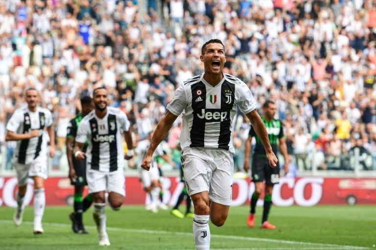 Cristiano Ronaldo (Juventus Turin) suspendu un match — Ligue des champions