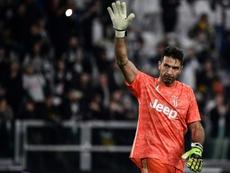 Juventus drew 2-2. AFP