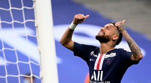 Is this Neymar's time in the Champions League? Injury-hit PSG hope so. AFP