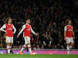 Xhaka could leave Arsenal in January. AFP