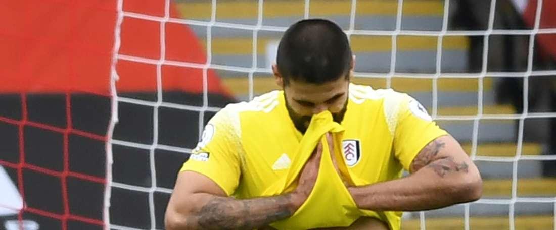 Fulham et Sheffield prennent leur premier point. AFP