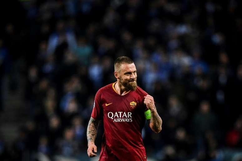 La saison de la Roma commence plus tôt cette année. EFE