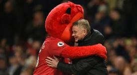 Manchester United veut faire sauter la banque l'été prochain. AFP