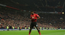 El Madrid prepara un arreón por Pogba. AFP