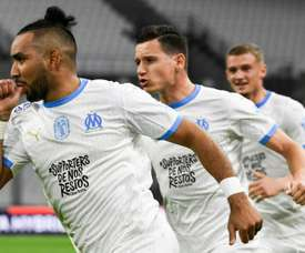 Marseille were far too good for Nantes in Ligue 1 on Saturday. AFP