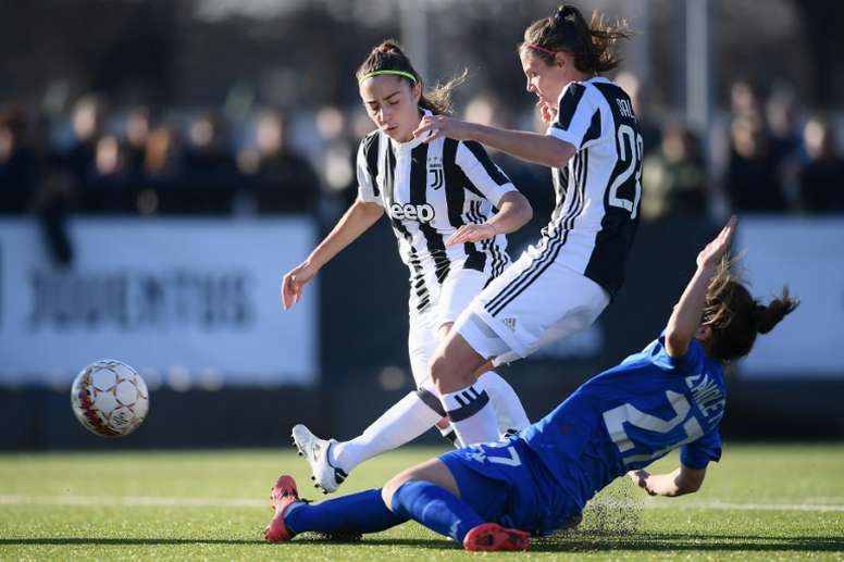 Juventus women 'liberating passions' in Italy