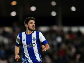 O ex-FC Porto é o novo capitão dos sub-21 lusos. AFP