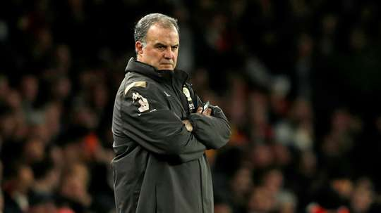 Leeds won 5-0. AFP