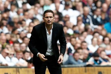 Lampard a accepté l'offre de Chelsea. AFP
