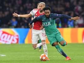 Accord trouvé entre Tottenham et Newcastle pour Danny Rose. AFP